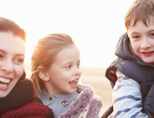 Relatieproblemen bij jonge gezinnen