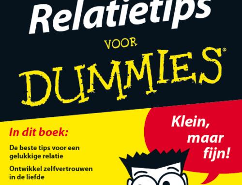 Relatietips voor Dummies