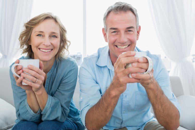 Ervaringen met relatietherapie ouder koppel